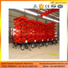 Custom made mini samll home scissor lift manufacturer