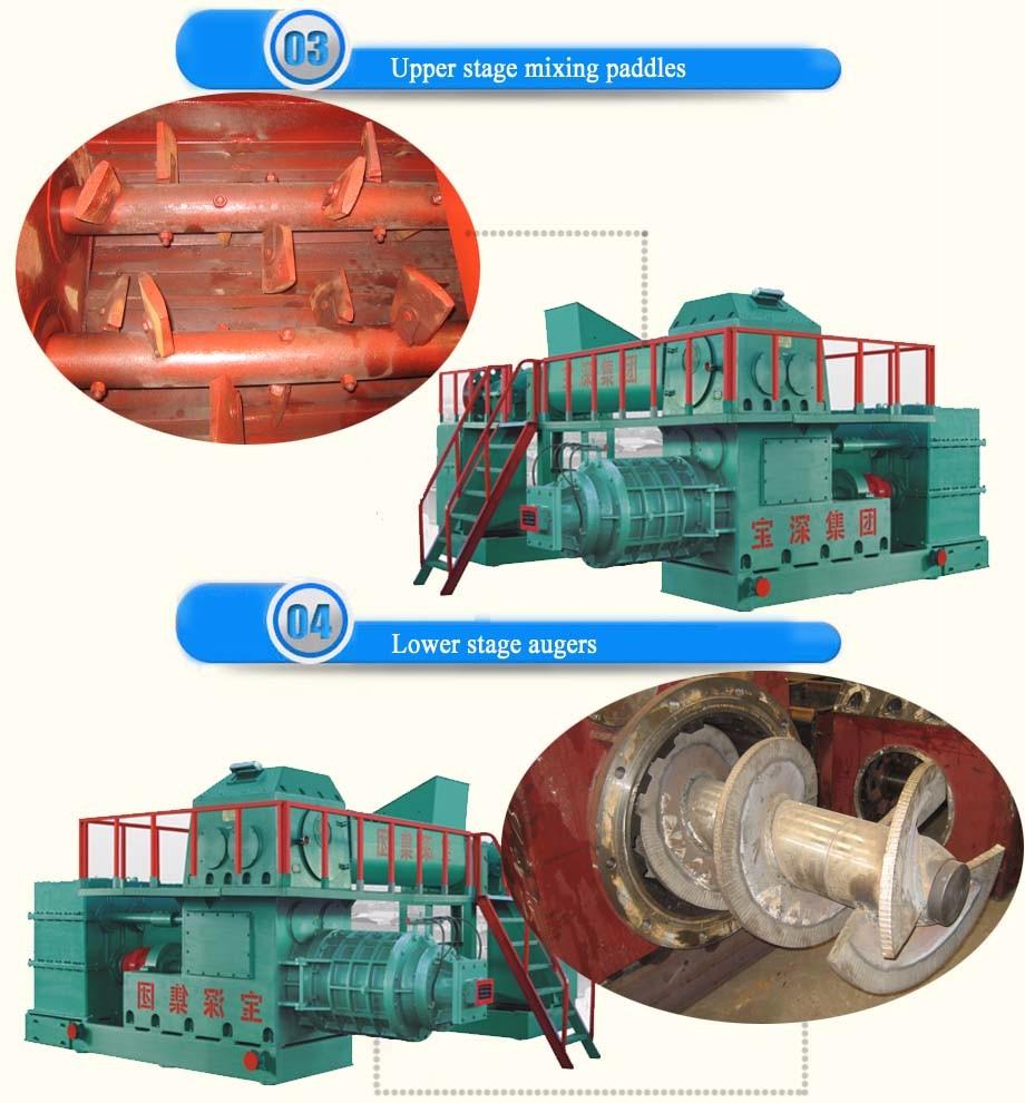 Дешевые автоматическая красная глина кирпич делая машину кирпич завод