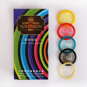 Oem High Quality Best Company Brand Super Delux Condom
