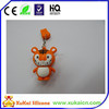 littile cute tiger shape silicone usb case
