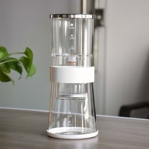 606a627ca Wholesale Chinese Supplier Hefei 400 ML Borosilicate Glass Cold Brew Dutch Coffee  Maker Portable Simple Iced