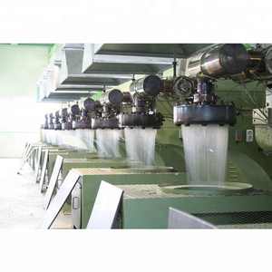 Plastic Bottle PET Recyele Polyester Staple Fiber Making Machine