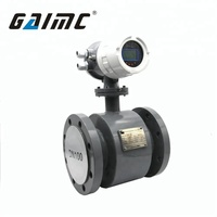 GMF100 electromagnetic water flow measuring device transmitter