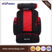 china suppliers oem durable trekking bag sport backpack outdoor hiking