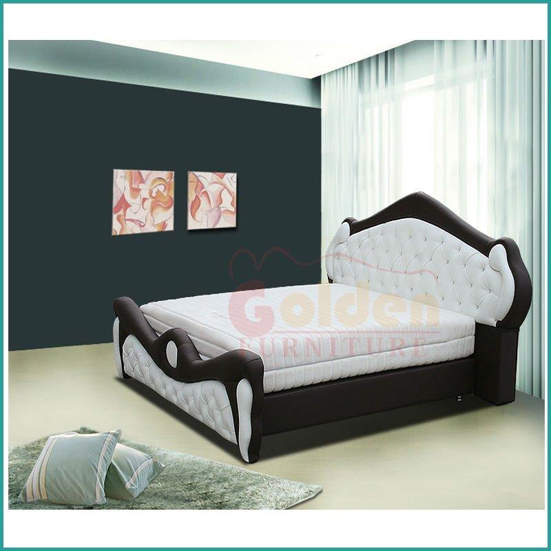 Camas en madera modernas modelos de camas en madera for Modelos de cama