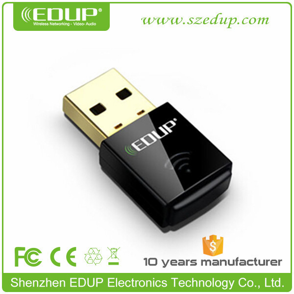 Manufacturer AC600 Dual Band 5G 2.4G For Satellite Receiver External Antenna Android USB Wifi Dongle