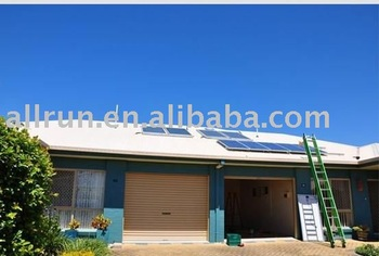 High Efficiency Ce Approved 500w Small Home Solar System