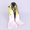Printing Large Hangzhou Chinese Silk Scarf Wholesale for Ladies