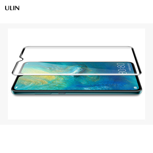 New Hot Full Cover Mate 20 X Anti-Shock Tempered Glass Screen Protector, 3D 9H Screen Guard For Huawei Mate 20 X
