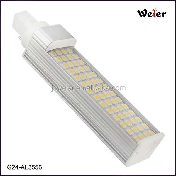 LED PL G24 56LEDS 5050 SMD led pl lamp