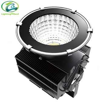 High Mast Light Powerful Led Flood Light Outdoor Lighting High Tower Crane 500W LED Flood Light