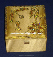 Embroidered High Quality Gift Box