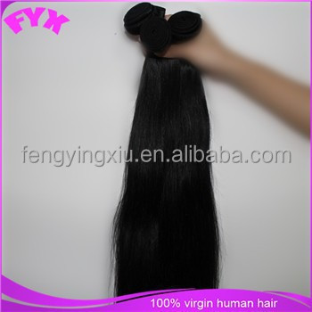 8A Unprocessed Indian/Brazilian/Malaysian/Peruvian straight weave combodian straight remy human hair