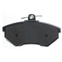 China manufacturer best quality auto brake parts car disc brake pad