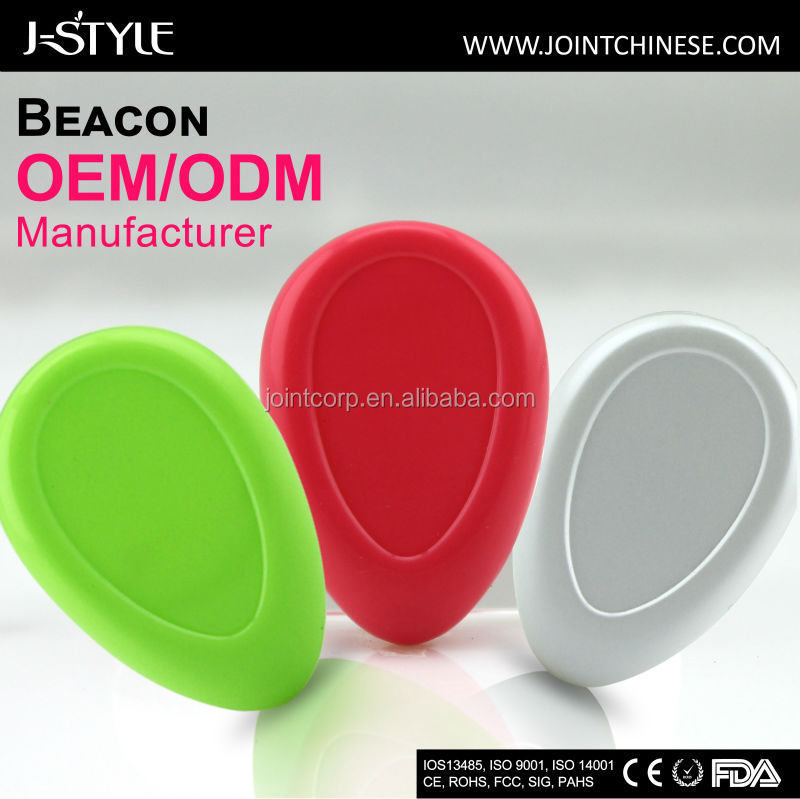 J-Style New Arrival Battery Replaceable Silicon iBeacon
