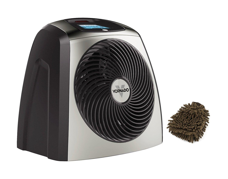 TVH600 Vornado Whole Room Vortex Heater (Complete Set) w/ Bonus: Premium Microfiber Cleaner Bundle