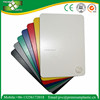 Best quality white and color PVC lamination sheet good price with CE SGS