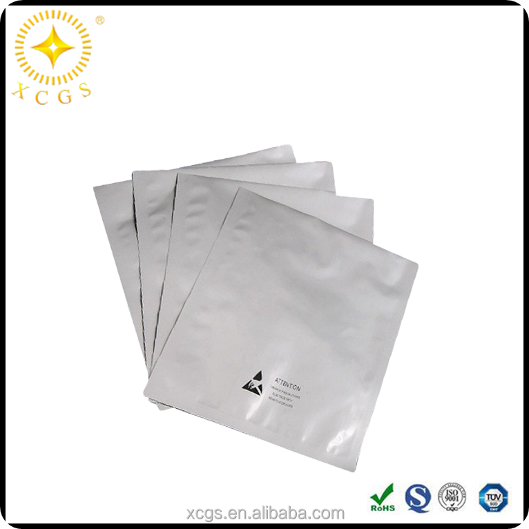 Static Shielding aluminum foil bag printing and esd moisture barrier bags