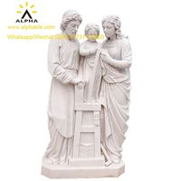 2019 New Competitive Price Holy Family Outdoor Statue