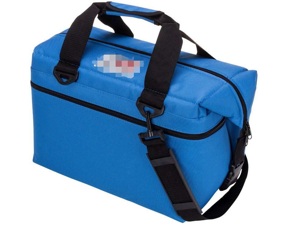 Canvas Soft insulated Cooler bag picnic bag