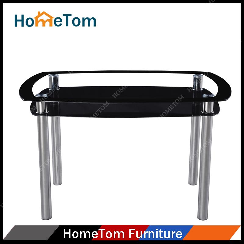 Arabisch markt barokke zwart glas eettafel met 4 stoelen sets eettafels product id 60559029591 - Dining barokke ...