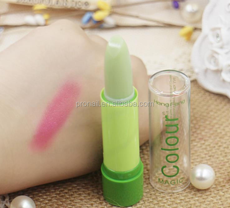 Freeshipping Buah Anti-Air Abadi Lipstik Warna Changing Sihir Pelembapan Liquid Lipstik