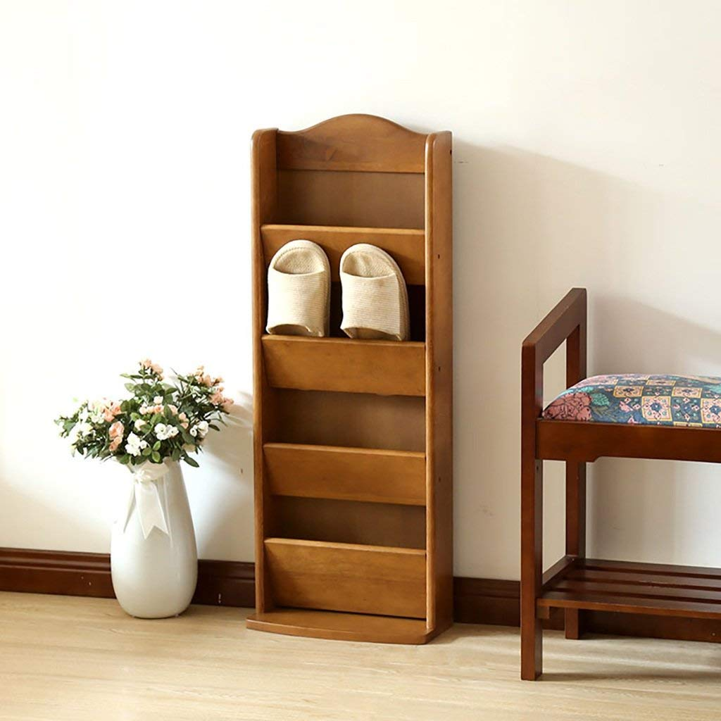 Cherry Wood Shoe Rack Find