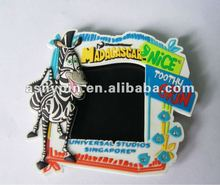 2012 funny mini magnet animal shape photo frame