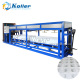 Koller ice cube tube flake block maker machine factory 2 tons