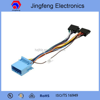 plastic housing gps tracking system wiring harness and cable rh alibaba com john deere gps wiring harness
