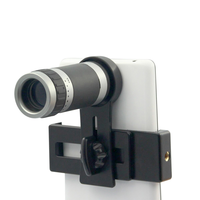 Universal Cell Phone 8x Optical Zoom Telescope Camera Lens for Samsung Mobile Phone