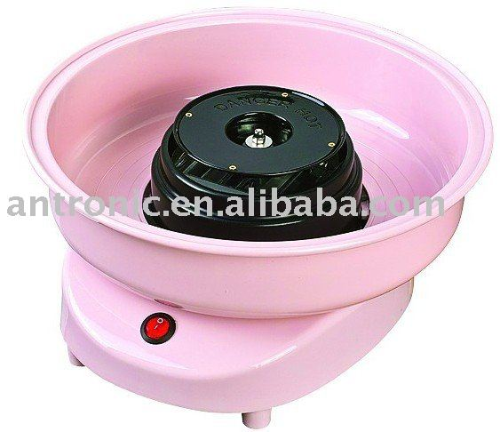Pink color home use Cotton Candy Maker