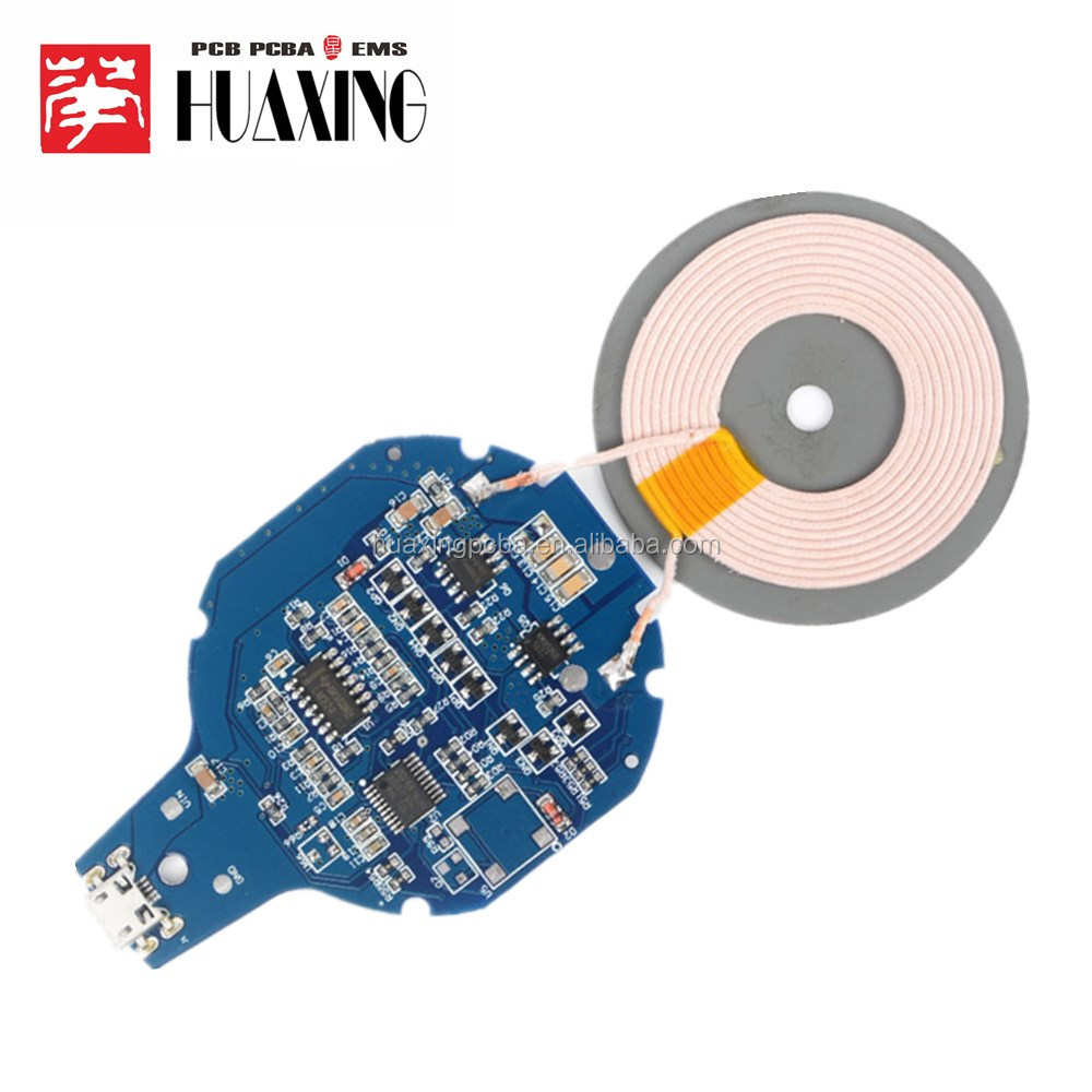 Custom Round Led Bulb Pcb Circuit Board With Assembled Components Circuitboardtablejpg Buy Pcbled Boardled Product On
