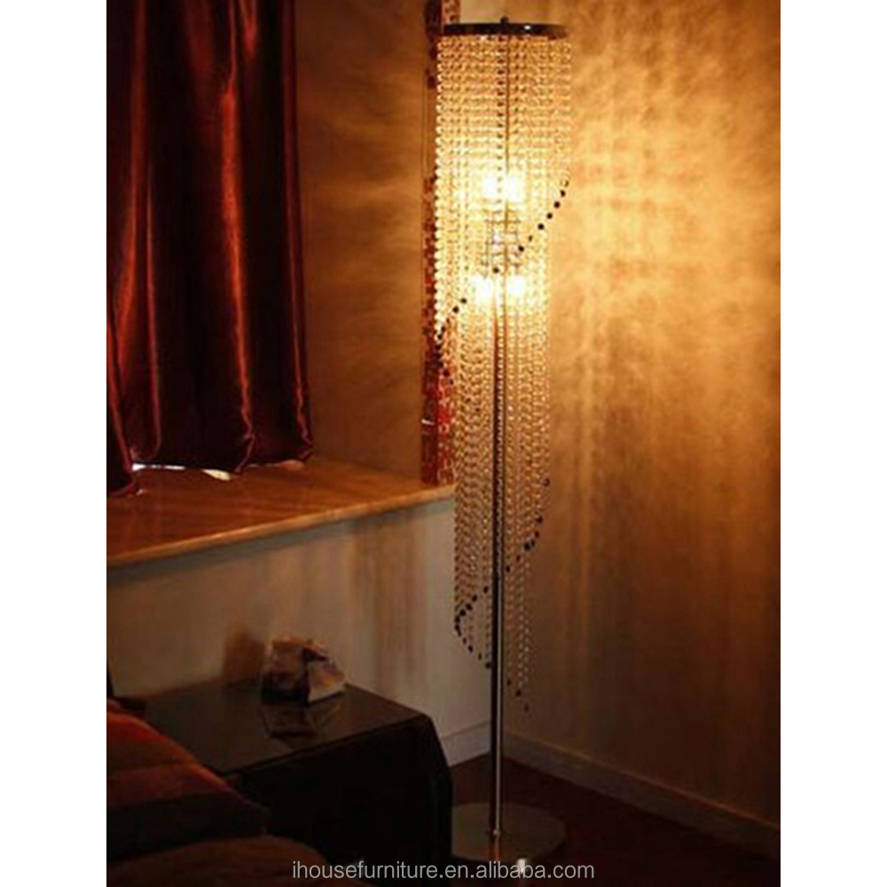 Crystal Chandelier Floor Lamp Wholesale, Floor Lamp Suppliers - Alibaba