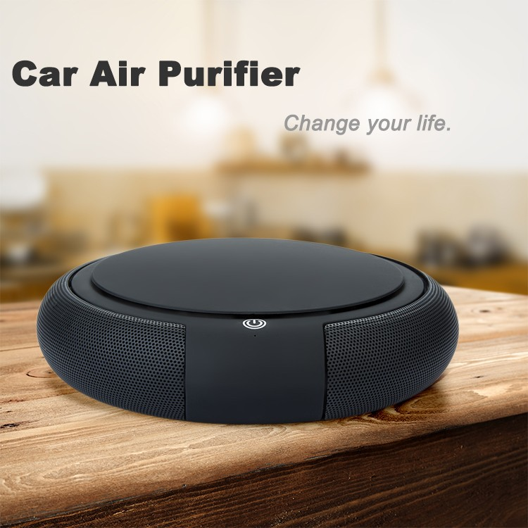 Top Selling Products 2017 Promotion USB Gift ( Hepa Air Purifier)