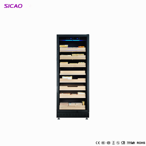 SICAO large capacity hold 2500 lose cigar wood cigar boxes manufacturer