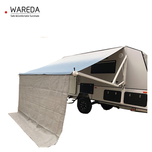 hot well privacy room for rv camper awning