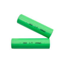 Hot-sale Cylinder Lithium ion 18650 2600mah 9.62wh 3.7v  Battery with OEM Service