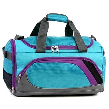 133520ec97 Manufacturer Wholesale Custom Foldable Small Travel Gym Sport Duffel Bag  Organizer Travel Bag