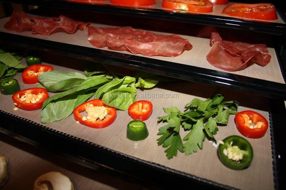 Premifle Premium Non Stick Food Dehydrator Sheets 5mil 33 40cm Fits Excalibur Dehydrators