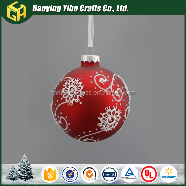 Wholesale llarge outdoor christmas balls ornament giant