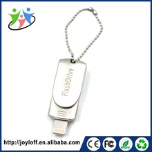 New Arrival Dual Double Plug Interface Mobile Phone Pc Plastic Otg 32gb Micro Usb Flash Drive