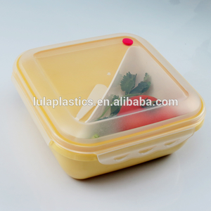 China Manufacturer Factory Price BPA Free New PP Plastic Pizza Box