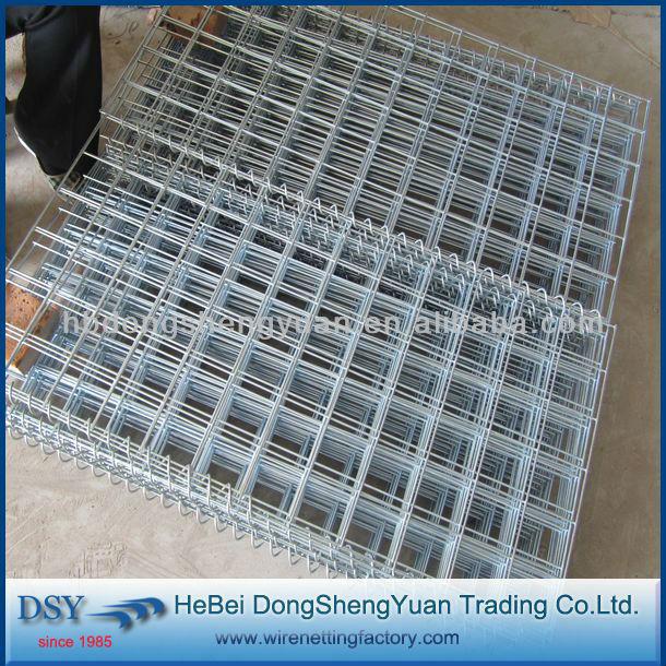 Best-selling 10 Gauge Galvanized Welded Wire Mesh / 2x2 Galvanized ...