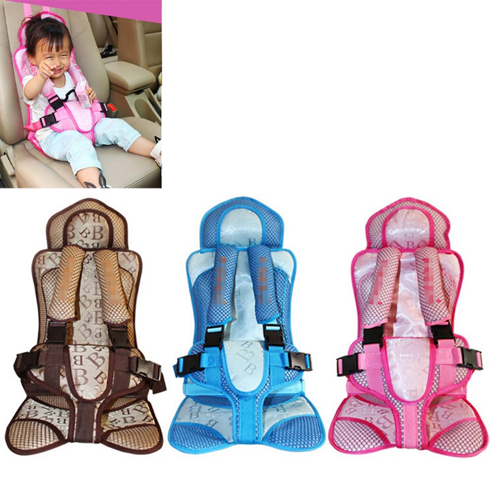 Get Quotations Protable Infant Child Baby Car Seat Safety Seats Secure Carrier Chair For Kids Blue