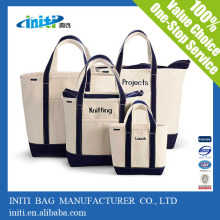 OEM Production Cheapest Price Tote Canvas Bags Wholesale