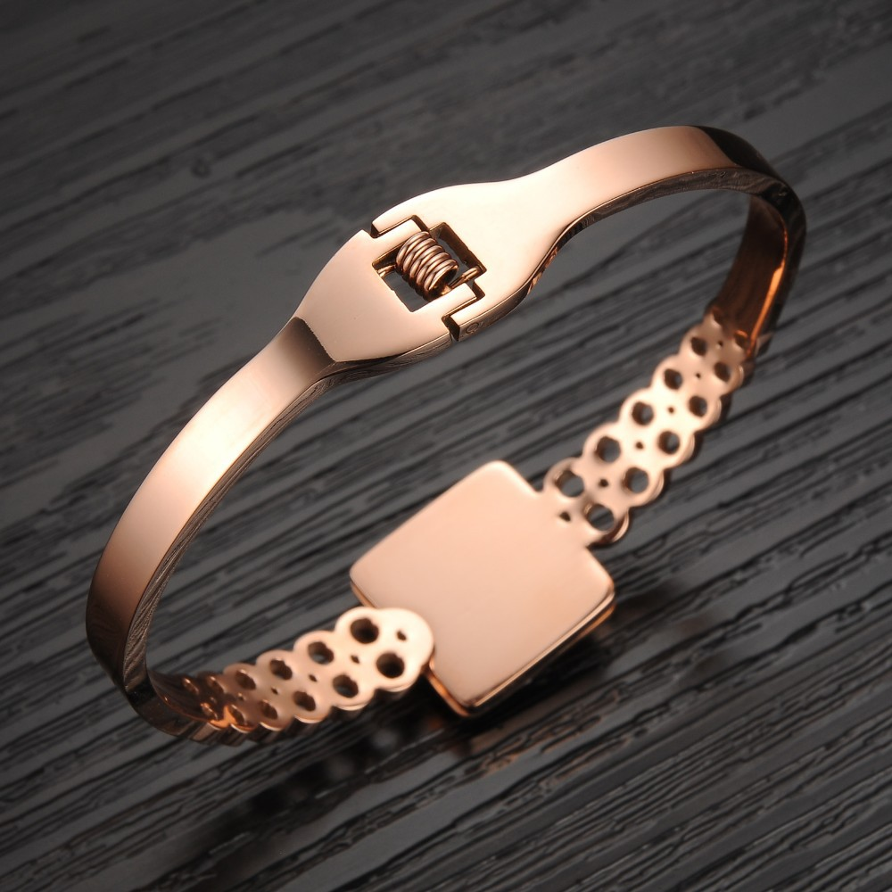 Rose gold importing jewellery from india wholesale GH737
