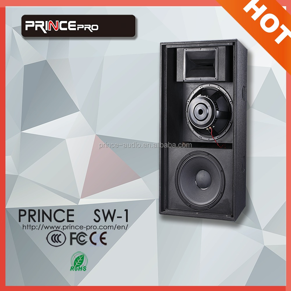 15inch professional audio speaker dj