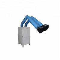 hj-s (f) 3600m3/h fume and dust extractor