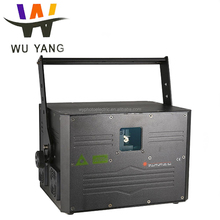 stage disco 3000mw laser show lighting 3watt rgb full color animation dj laser lights for sale